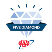 AAA Five Diamond