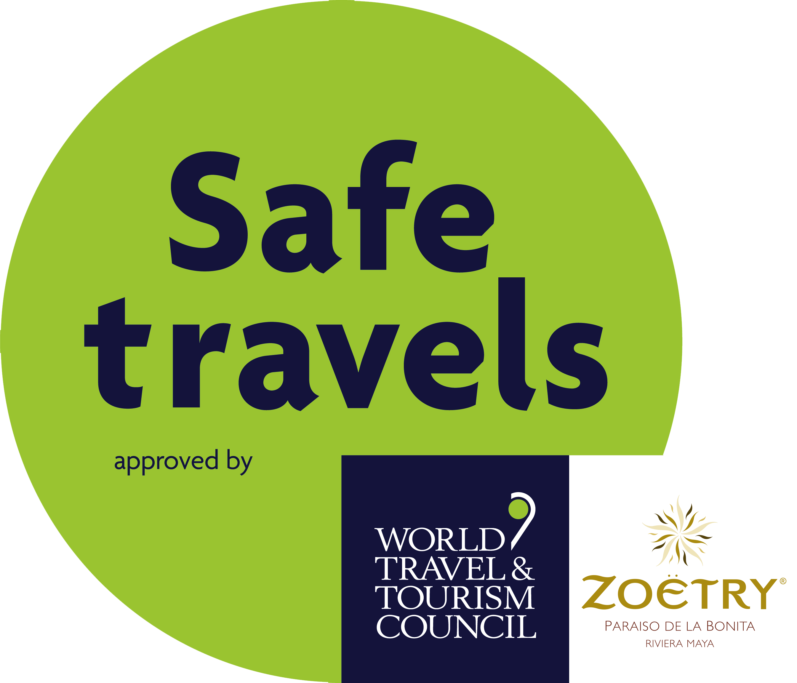 WTTC Safe Travels Stamp of Approval