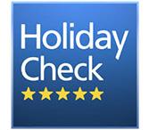 Lista de selección de calidad HolidayCheck