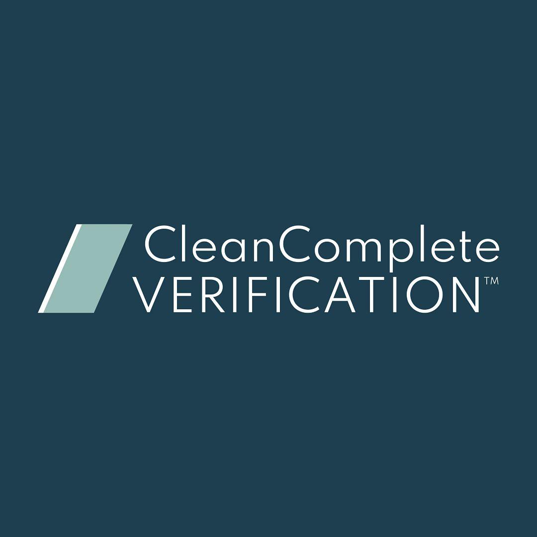 Clean Complete Verification