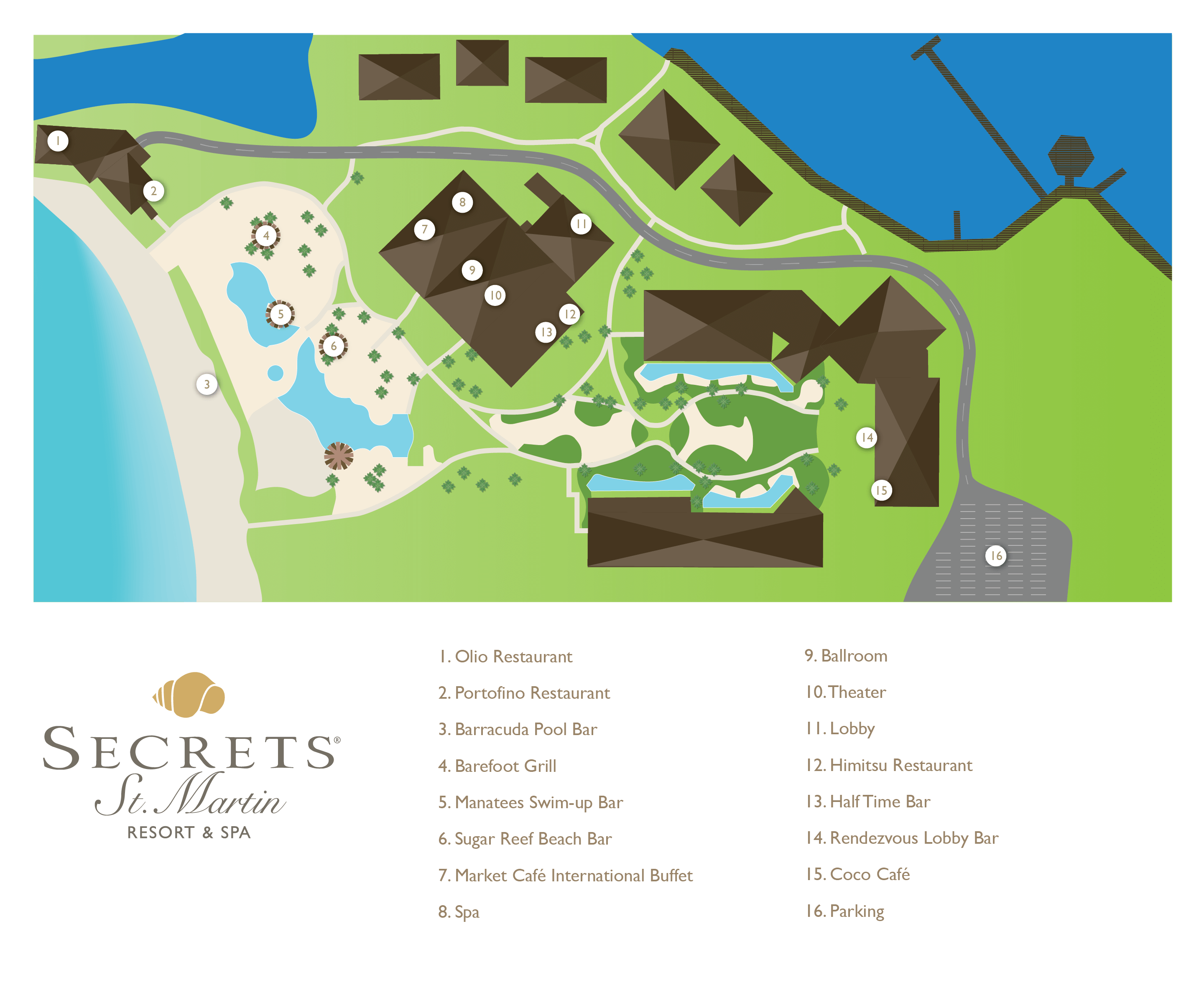 Secrets St. Martin Resort & Spa