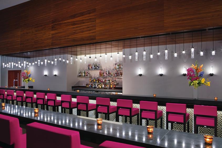Bar en el teatro