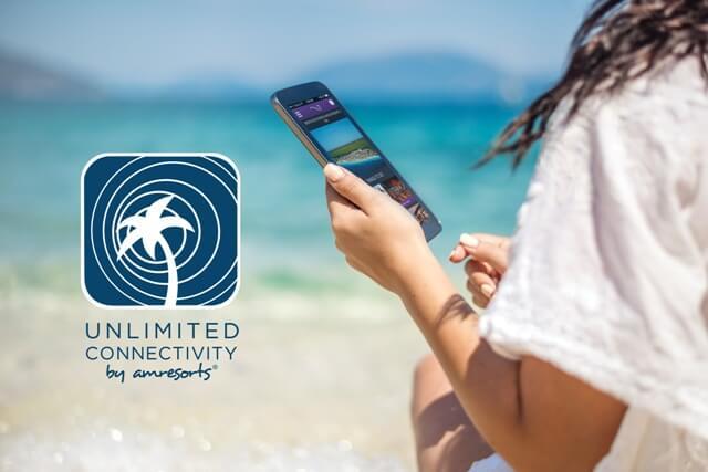 wifi en la playa