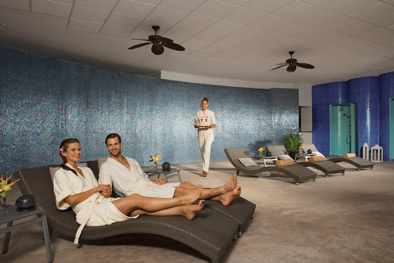 Instalaciones del spa
