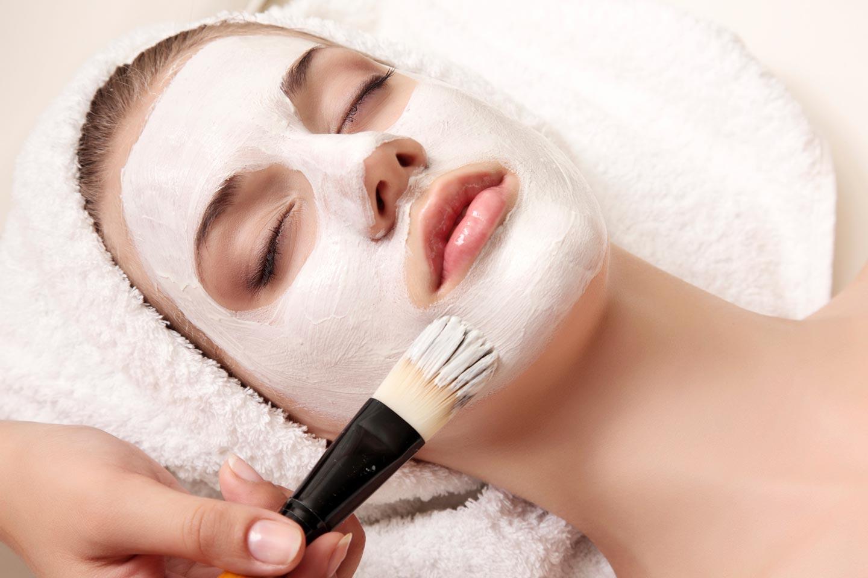 Tratamientos faciales de spa