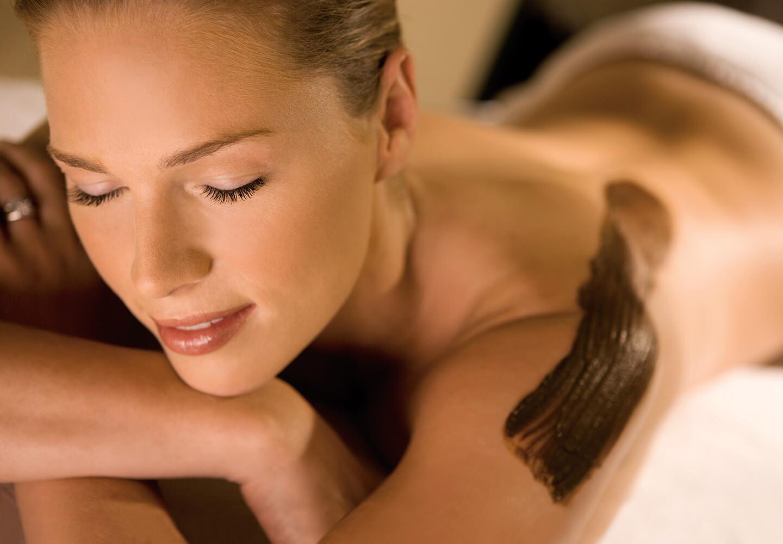 Tratamiento corporal de spa