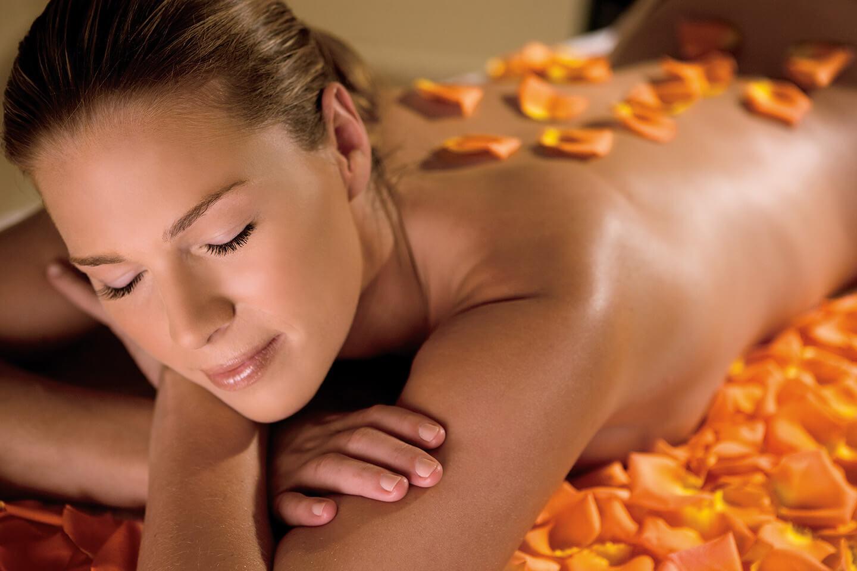 Tratamientos de masaje de spa