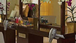 Dreams Resorts Tratamientos de belleza.
