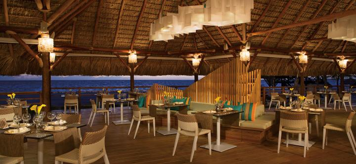 Restaurants & Bares en Now Larimar Punta Cana