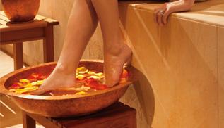 Now Resorts Tratamientos de belleza.