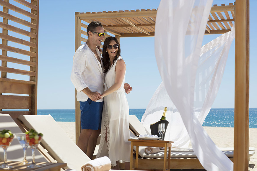 Complimentary True Love Vow Renewal Package