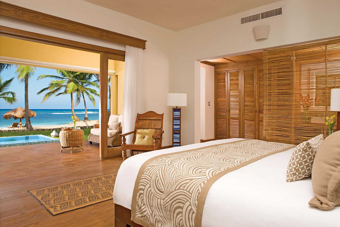 Espectaculares Suites Zoëtry Agua Punta Cana