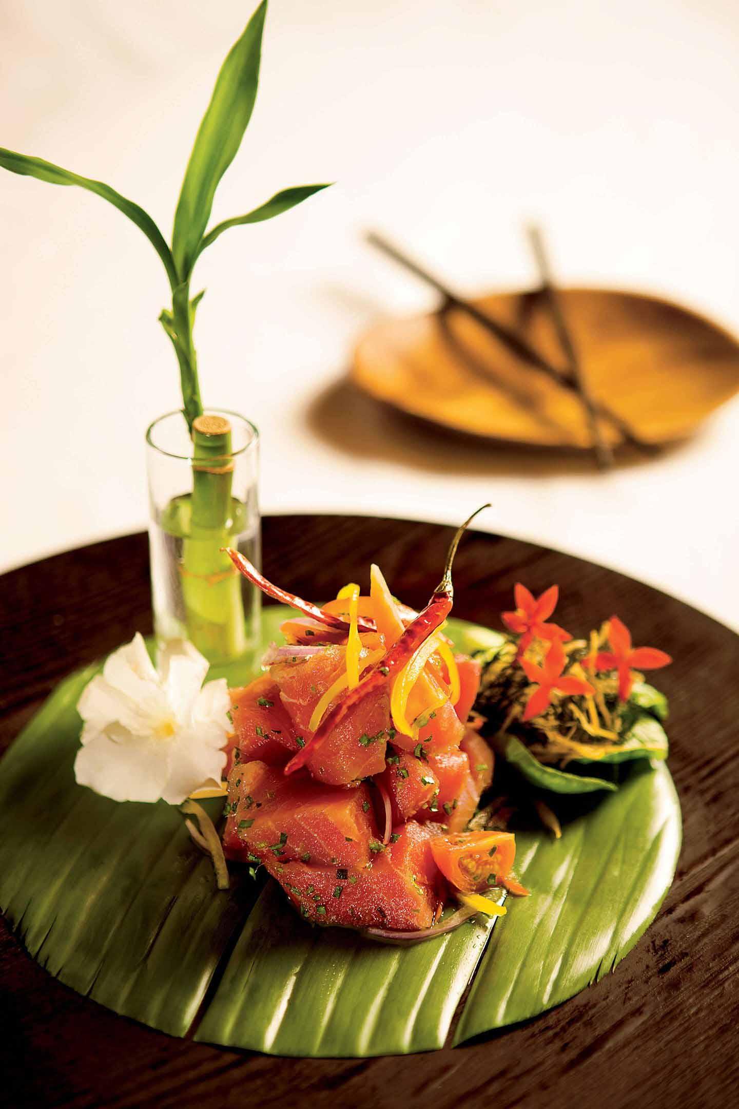 Restaurantes Gourmet Zoëtry Agua Punta Cana