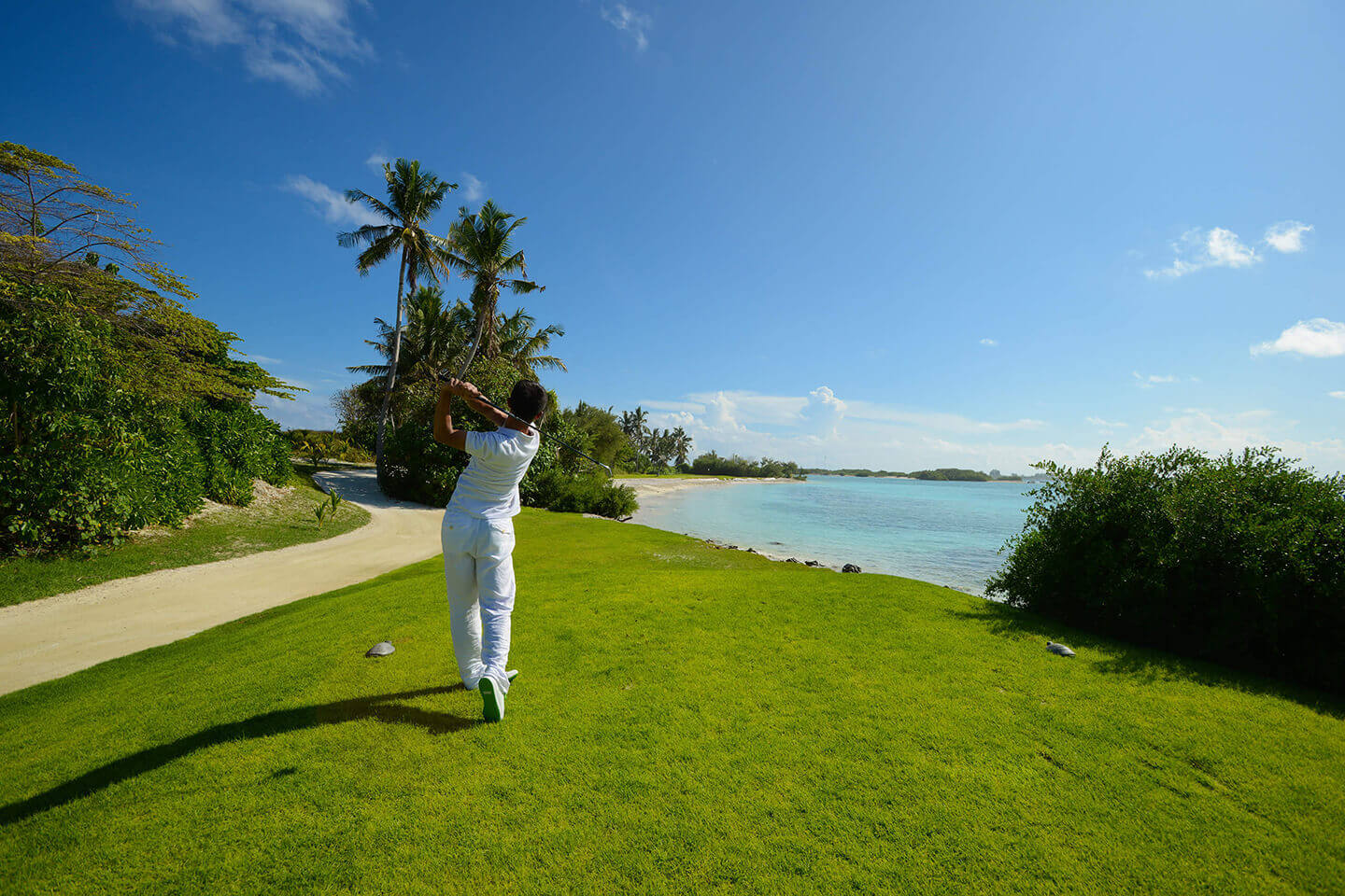 Golf Cinnamon Hill, Zoetry Montego Bay
