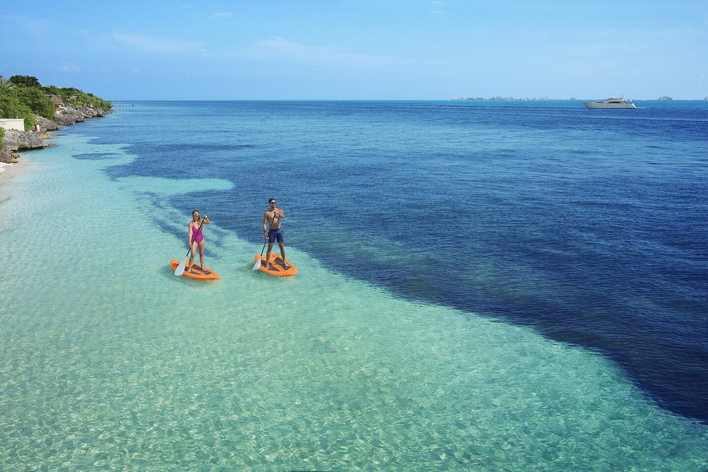 Actividades Enriquecedoras Zoetry Villa Rolandi Isla Mujeres Cancun