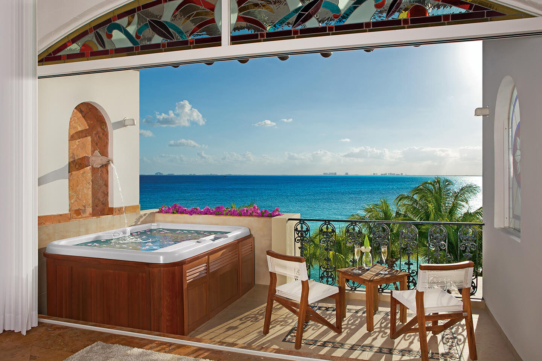 Exquisitas Suites Zoetry Villa Rolandi Isla Mujeres Cancun