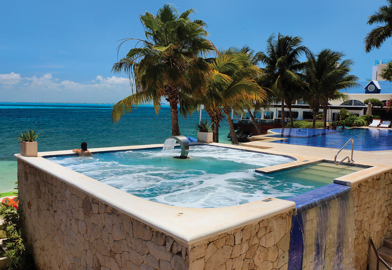 Bienestar & Spa Zoetry Villa Rolandi Isla Mujeres Cancun