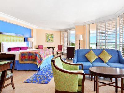 Perla Junior Suite Ocean View
