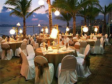 Banquetes en la Playa