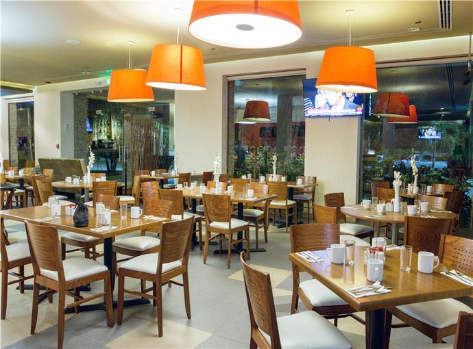 Restaurante Ten Breadmarket Café