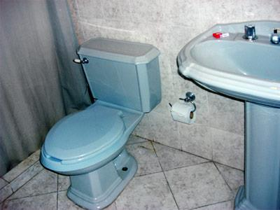 Standard Double - Bathroom