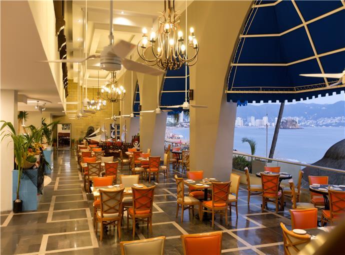 Restaurante Aquamarina