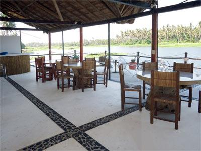 Restaurant - Lagoon area