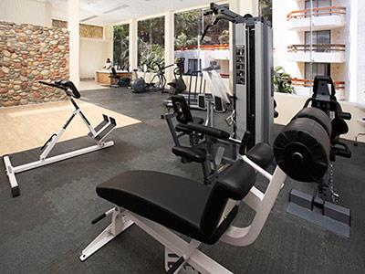 Fitness Center - Vista Alternativa