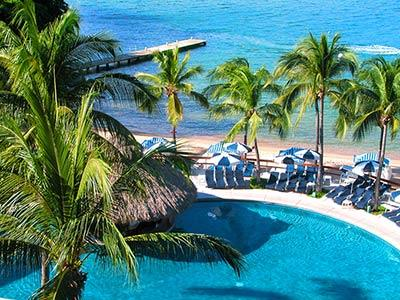 Pool - Beach Front