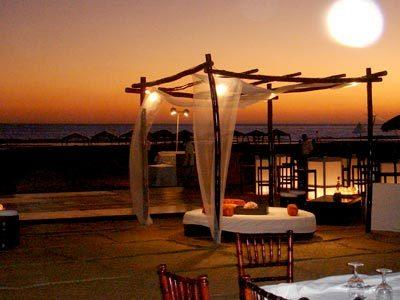 Wedding Facilities - Sunset
