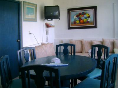 Suite Living and Dining Room areas