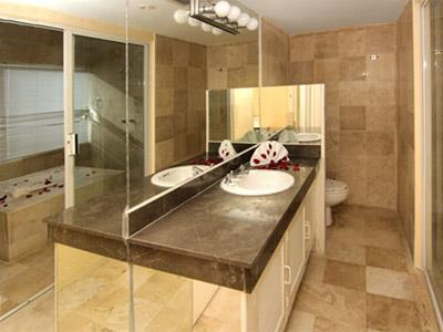 Two Bedroom Penthouse Suite - Bathroom