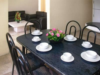 Three Bedroom Suite - Dining Roome
