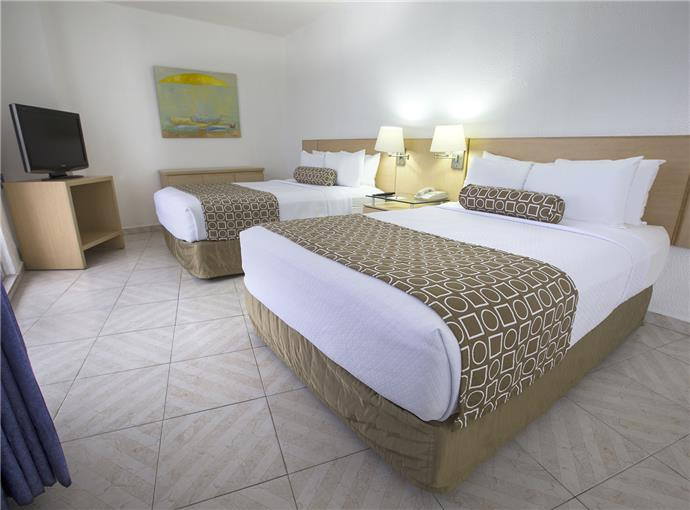 Junior Suite Two Double Beds