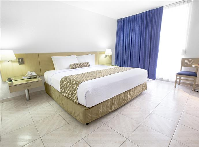 Standard with One King Size Bed