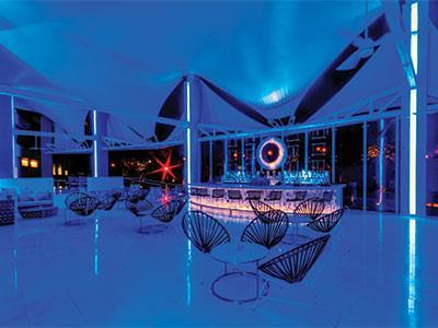 Blue Lobby Bar Palacio Mundo Imperial