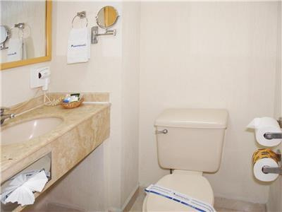 Standard King Room - Bathroom