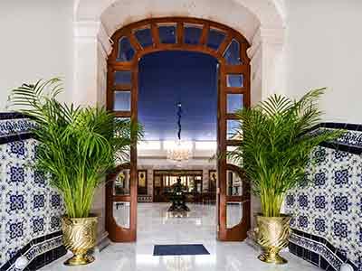 Hotel casa del jard n hotel en aguascalientes for Casa jardin hotel