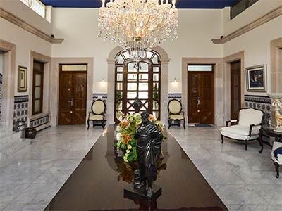 Hotel casa del jard n hotel in aguascalientes - Casa con jardin ...