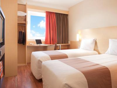 Dos camas Individuales Estándar Hot-Deal