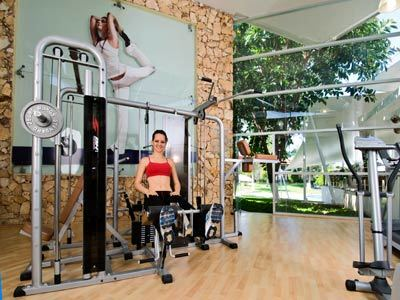 Gimnasio - Vista Alternativa