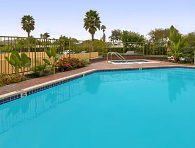 Pool   Ramada Plaza Garden Grove Anaheim South   Garden Grove   California