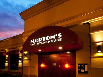 Mortons Steakouse Restaurant