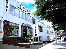 HotelCafé Café Avenida