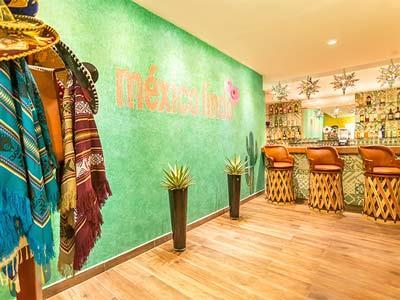 Restaurant México Lindo Barcelo Aruba