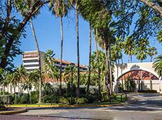fachada Barcelo Aruba