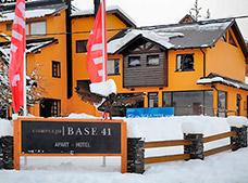 Hotel Complejo Base 41