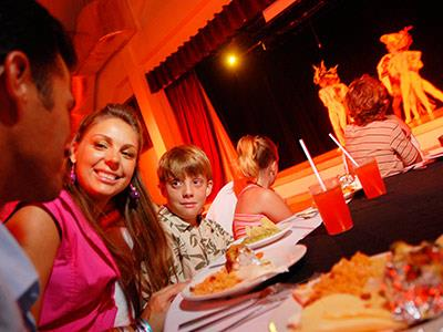 Restaurante Dinner Theater,