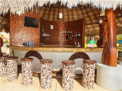 Pool Bar Oasis