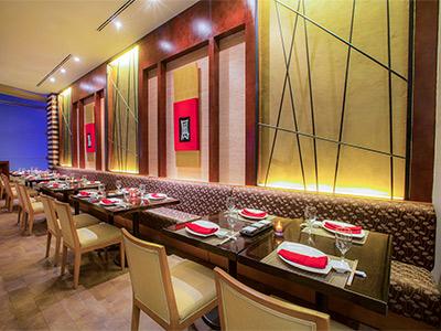 Restaurante Wok